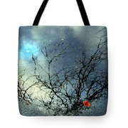 Puddle Art Tote Bag