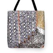 Pueblo Downtown Design 2 Tote Bag