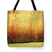 Pueblo Downtown River Grasses 4 Tote Bag