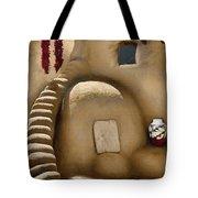 Pueblo Oven Tote Bag