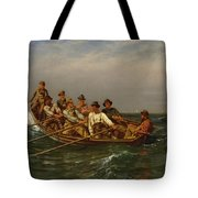 Pull For The Shore Tote Bag
