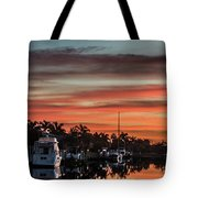 Punta Gorda From Bal Harbor Tote Bag
