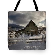 Purcell Barn Tote Bag