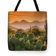 Pure Sonoran Gold  Tote Bag