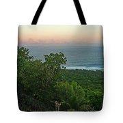 Quam Sunrise Tote Bag