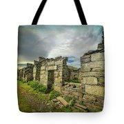 Quarry Cottages Tote Bag
