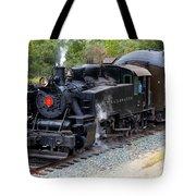 Quincy Railroad No. 2 Tote Bag