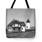 Race Point Lighthouse Tote Bag