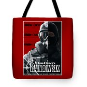 Rainbow Six Tote Bag