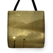 Rainy Days And Mondays Tote Bag