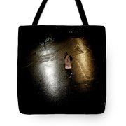 Rainy Whether In London Tote Bag