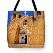 Ranchos De Taos Church  Tote Bag