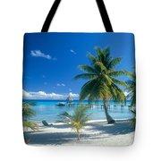 Rangiroa Atoll, Kia Ora Tote Bag