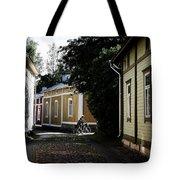 Rauma Old Town Tote Bag