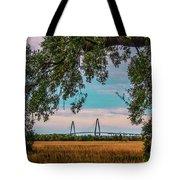Ravenel Bridges Tote Bag