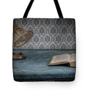 Reading Light Tote Bag