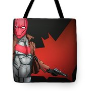 Red Hood Tote Bag