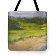 Red River Marsh Tote Bag