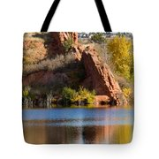 Red Rock Canyon And Garden Of The Gods Tote Bag