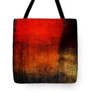 Red Tide Vertical Tote Bag