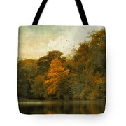Reflecting October Tote Bag