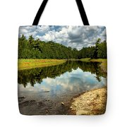 Reflection Of Nature Tote Bag