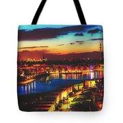 Reflections Of Dortmund Tote Bag