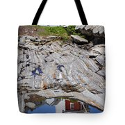 Reflections Of Pemaquid Tote Bag
