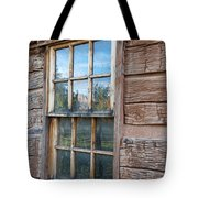 Reflections Of Time Tote Bag by Sandra Bronstein