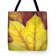 Releaf Tote Bag by Amy Tyler