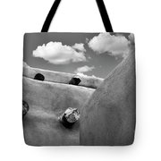 Remembering Taos New Mexico 2 Tote Bag