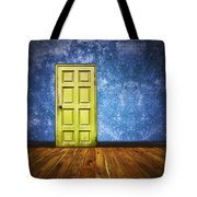 Retro Room Tote Bag
