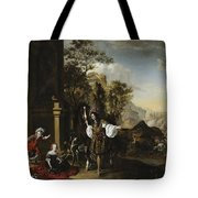 Return From The Hunt Tote Bag