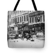 Revolution Of 1917 Tote Bag