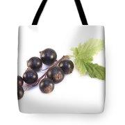 Ribes Nigrum Isolated Tote Bag