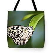 Rice Paper Butterfly 5 Tote Bag