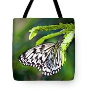 Rice Paper Butterfly 7 Tote Bag