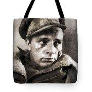 Richard Burton, Vintage Actor Tote Bag