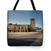 Richmond, North Yorkshire Tote Bag