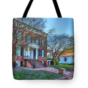 Riddicks Folly House Museum  Tote Bag