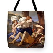 Rinaldo And Armida Tote Bag