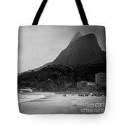 Rio De Janeiro Beach Tote Bag