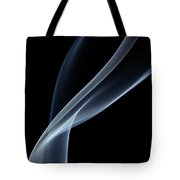 Rising Smoke Tote Bag
