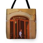 Ristorante Tote Bag