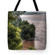 River Bluff View Tote Bag