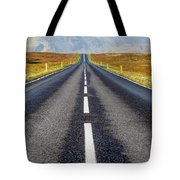 Road To Nowhere. Tote Bag