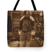 Robert Edwin Peary, American Explorer Tote Bag