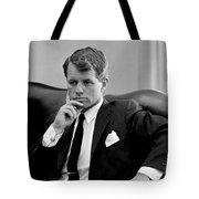 Robert Kennedy Photo Tote Bag