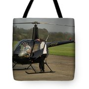 Robinson R22 Beta Tote Bag