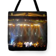 Rock Concert Tote Bag